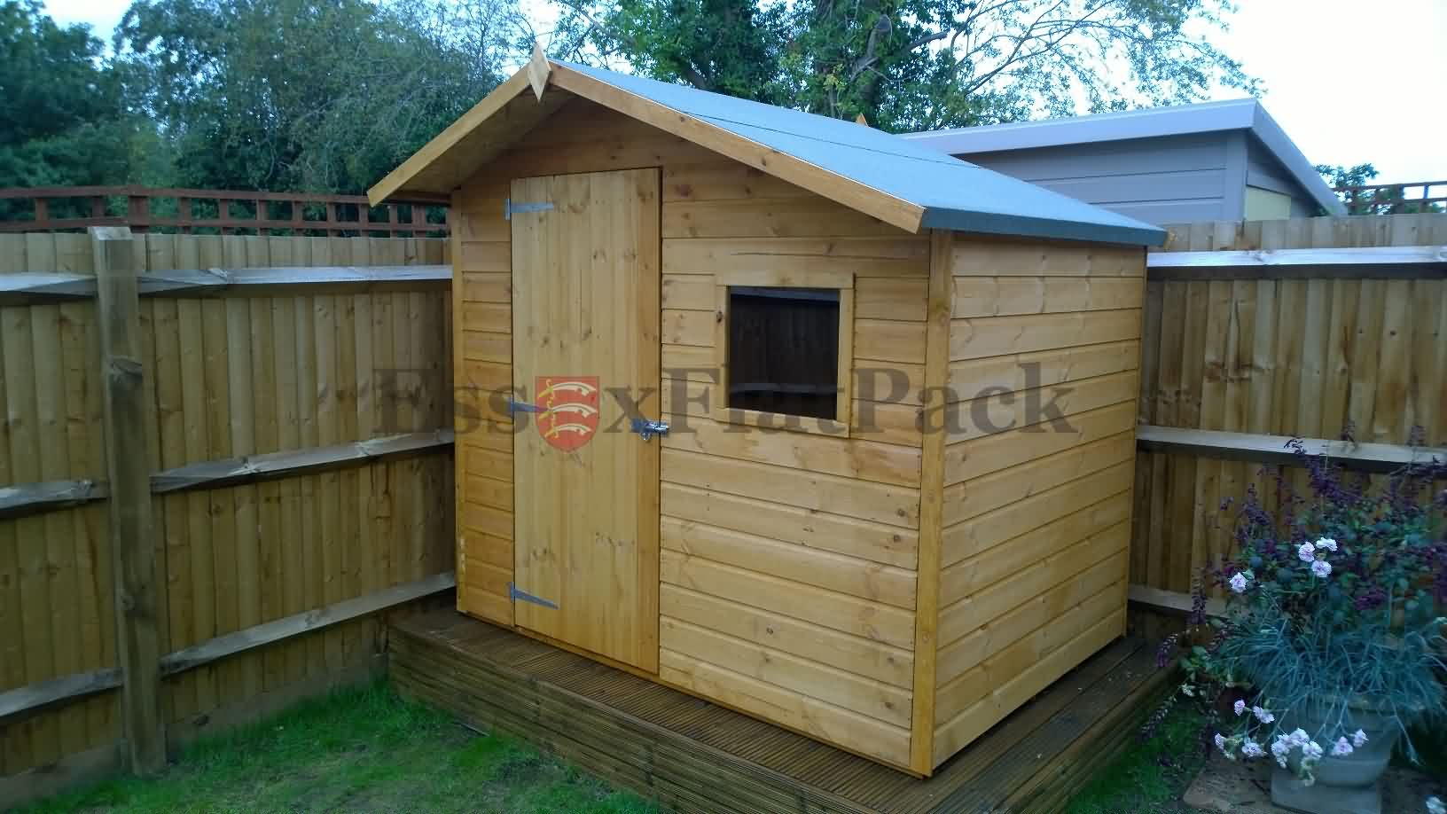Sheds Installation And Assembly Service Southend On Sea Essex